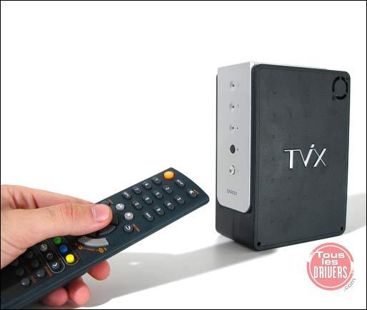 Mettre jour le tvix introduction for Mini lecteur dvd de salon