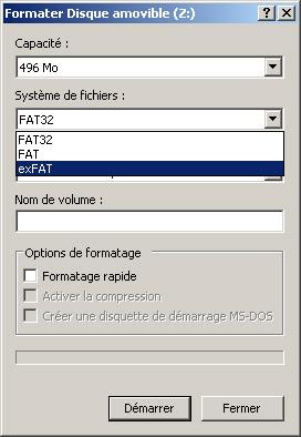 disquette de demarrage xp pro