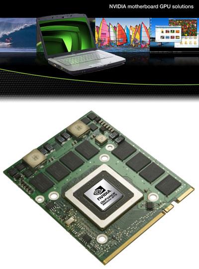 NVIDIA GeForce M / nForce M driver download