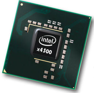Intel graphics media accelerator x3000