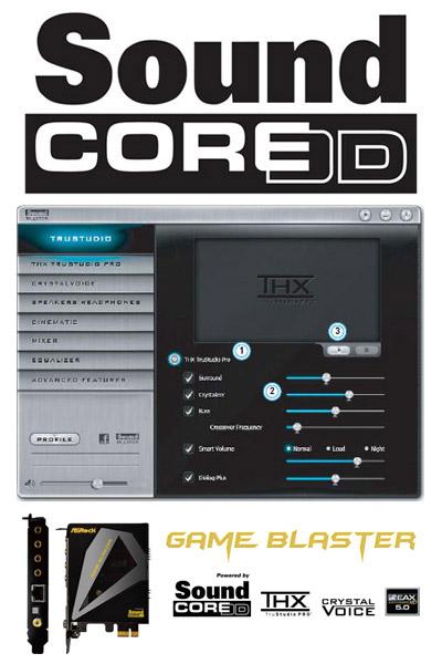 Les drivers Sound Blaster Recon3D et Recon3Di disponibles