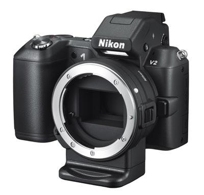 Autofocus continu pour la bague nikon ft1 et les objectifs for Objectif a miroir pour nikon