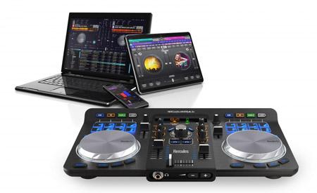 DJ POUR MP3 CONTROL E2 TÉLÉCHARGER HERCULES LOGICIEL