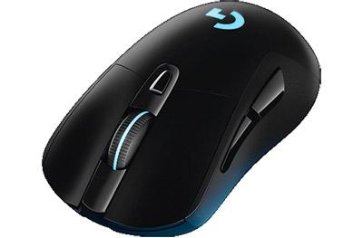 Nouveau firmware pour les souris Logitech G403 Prodigy