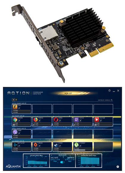 ASUS AQUANTIA AQC112C 2.5GBE DRIVERS UPDATE